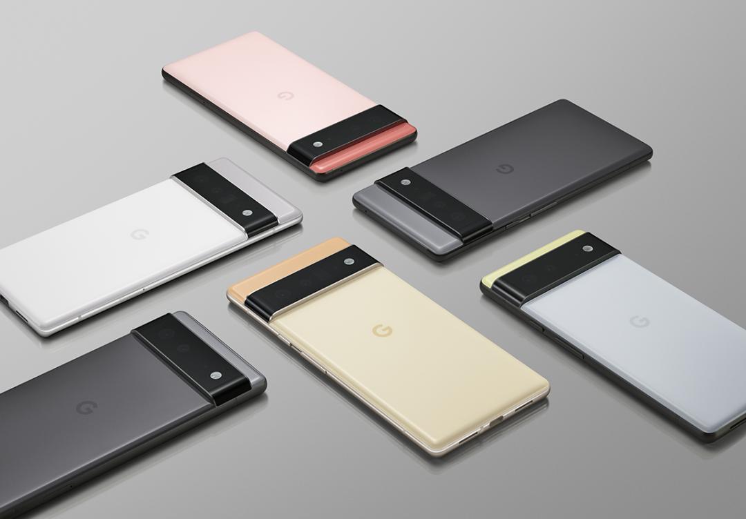 Pixel 6 新機真的有「三色背蓋」!Google 搶先「亮相」獨家黑科技