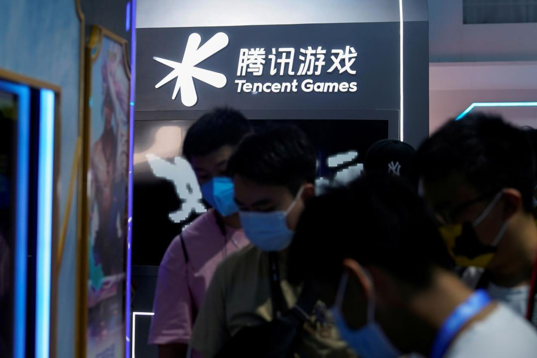 中國玩家被卡死!騰訊祭出7項嚴格限制   網友吐槽:黨說了算?