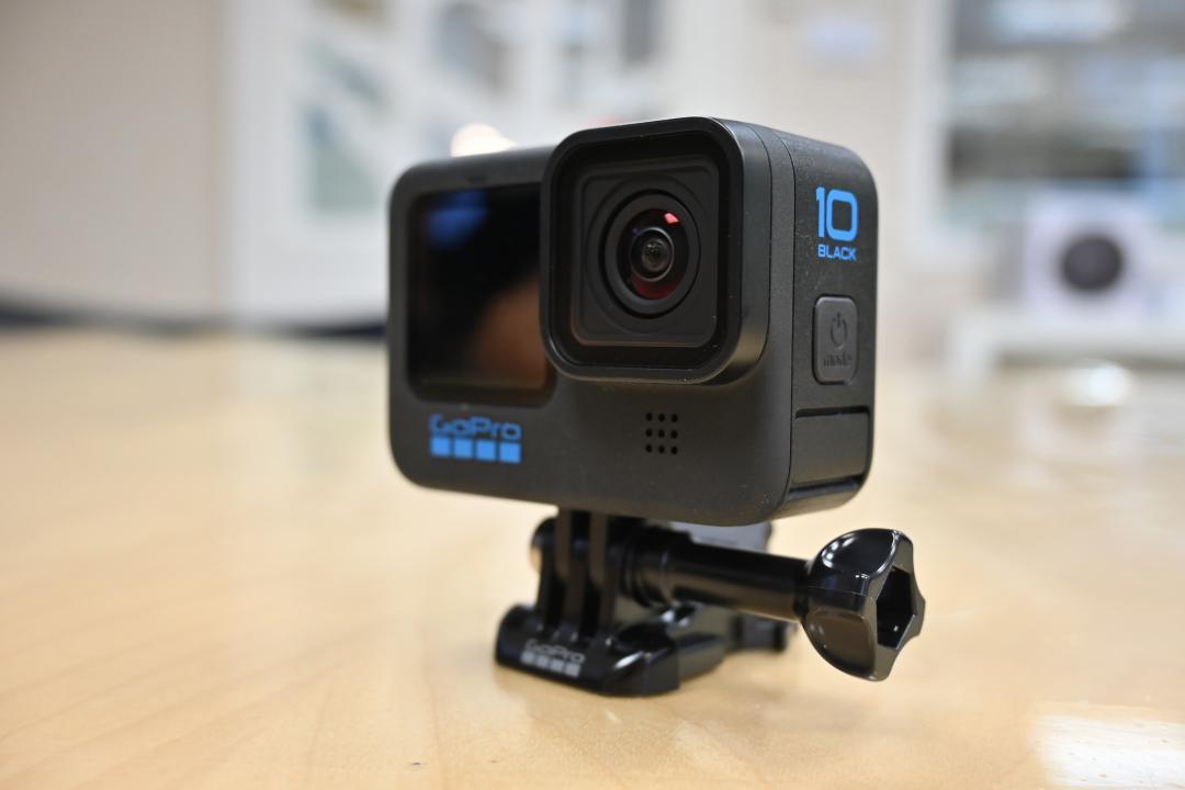 升級 5.3K 錄影、效能大進化!GoPro 全新 Hero 10 相機實拍搶先看