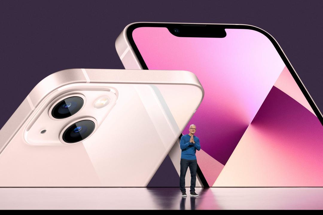 蘋果 iPhone 13 市售盒裝現身!沒附充電頭還少了這一層膜