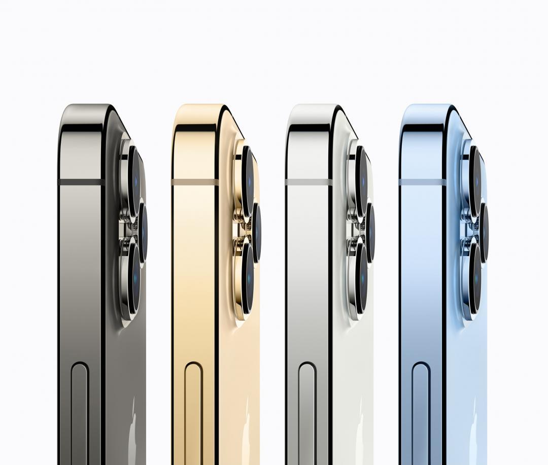 iPhone 13 Pro 旗艦雙機掀果粉夯搶熱潮!預購出貨要等一個月