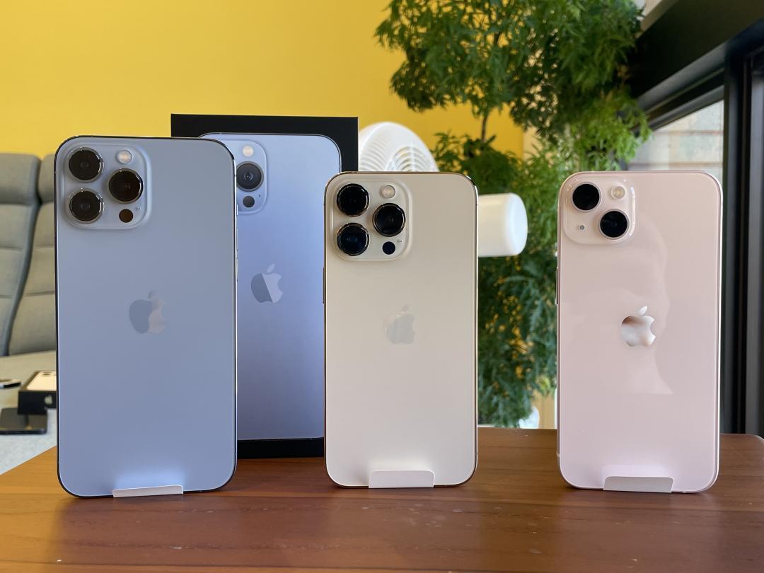 (影音)蘋果 iPhone 13 / 13 Pro 開箱體驗!盤點 5 項優缺點