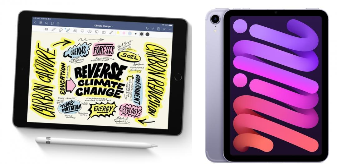 蘋果2款新平板通過NCC 認證!無Home鍵iPad mini 6 登台開賣腳步近了