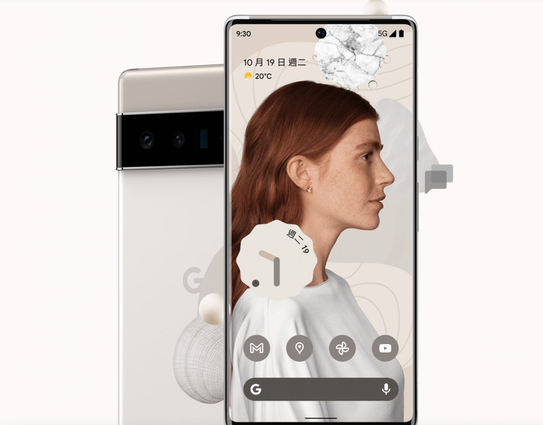 【本週 5 大科技新聞】Google Pixel 6 正式登場;Android 12 開放 8 款手機首波更新