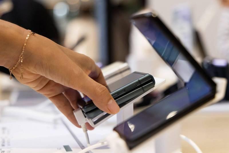 判「Samsung Pay」侵權 俄羅斯禁賣61款三星手機