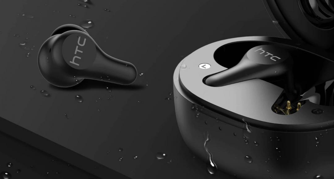 HTC首款「降噪」真無線耳機開賣!價格親民、握柄與充電盒都有亮點