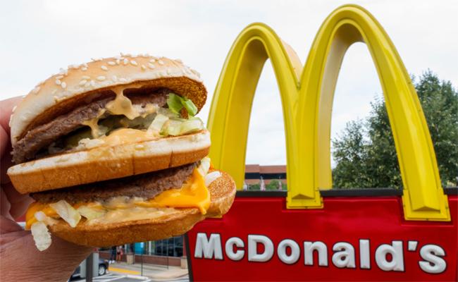 麥當勞廣告有國籍台灣 金拱門出來道歉