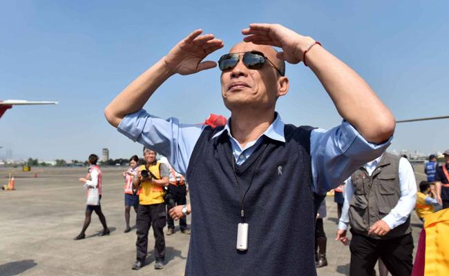 韓上任2月大使滿天飛 他1句突破盲腸
