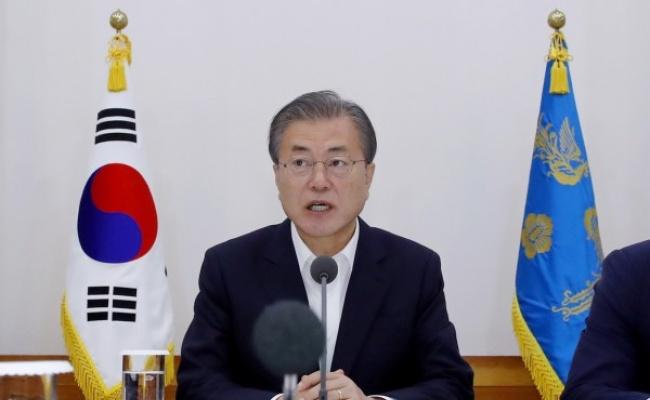 文在寅:日本出口限制 恐傷害日本經濟