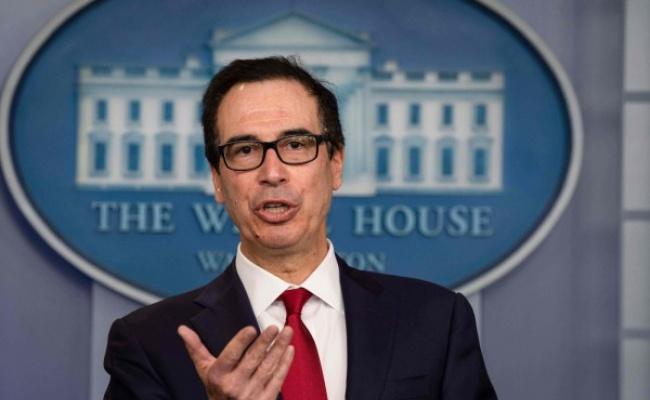 美財長:若通話獲進展 將前往北京貿談