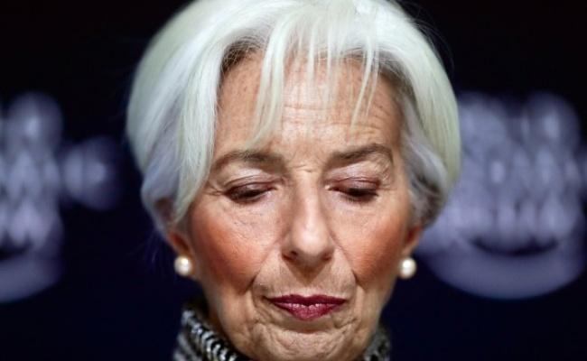 拉加德向IMF遞辭呈 準備轉任ECB總裁