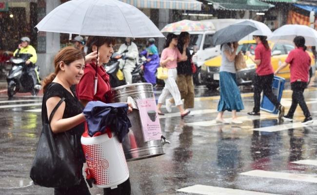 颱風剛走 低壓北上 慎防短時強降雨