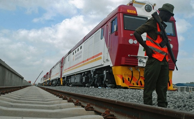 收緊資金!1帶1路肯亞鐵路無處可通