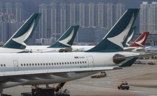 國泰航空叩頭 彭博:中國不會因此滿足
