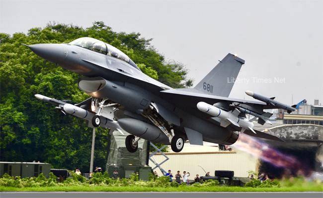 美售台F16讓中國更崩潰 原因曝光!