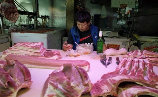 北京1公斤豬肉387元 大媽高喊吃不起
