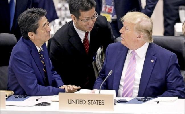 美日貿易協定快速談妥 日經曝背後原因