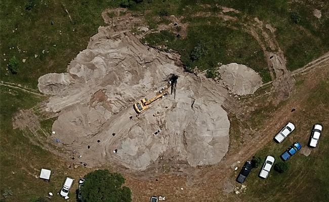 恐怖!墨國井內發現119袋人類屍塊