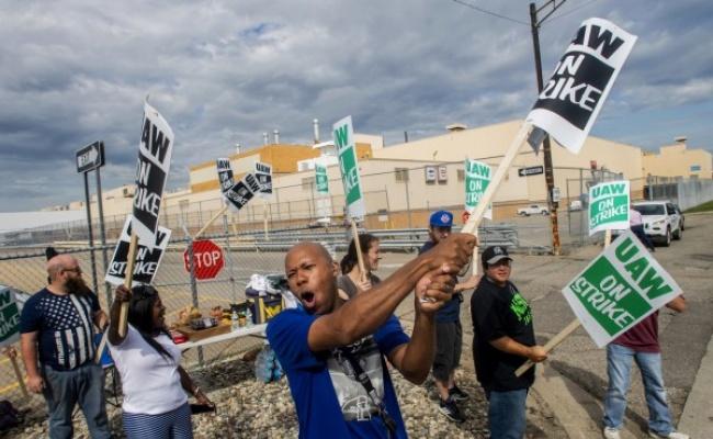 美通用汽車員工 今起展開全美罷工