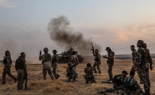 土國揮軍敘利亞 傳ISIS囚犯趁機逃獄