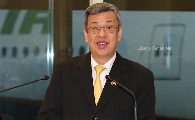 陳建仁:已代表總統邀請教宗來台