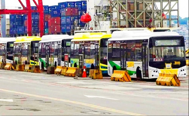 中國電動巴士混充MIT 爽領我補助