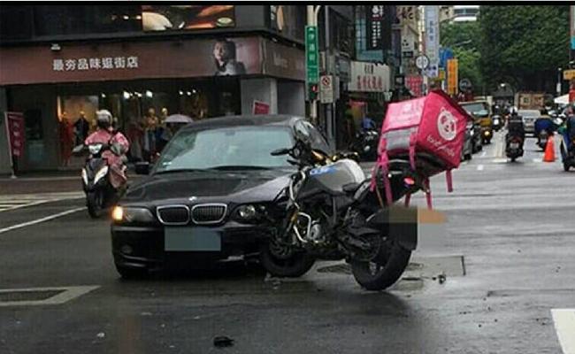 北市外送員事故 14天31件釀1死21傷