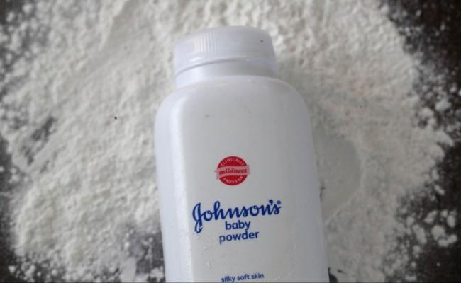 嬌生爽身粉 首次被美國FDA驗出石棉