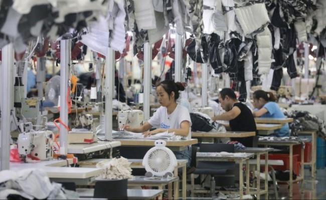 人大教授︰中國上季經濟成長可能為負值