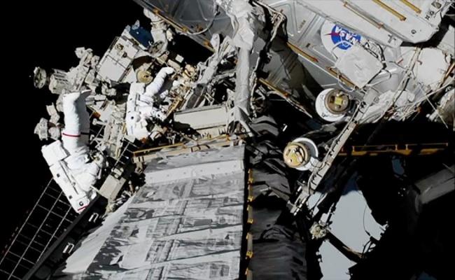 NASA辦到了!史上首次全女性太空漫步