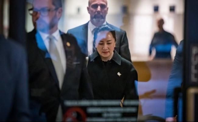 孟晚舟引渡案 法官宣佈延期裁決