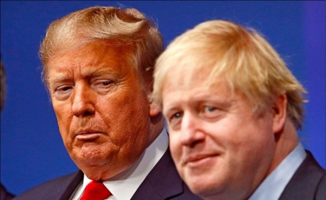 外媒:英美將於2週內展開貿易談判