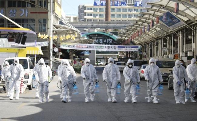 南韓疫情升至最高級 科技大廠全面戒備