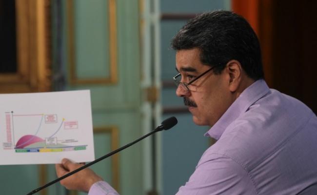 經濟崩潰 委內瑞拉欲拿黃金換口罩
