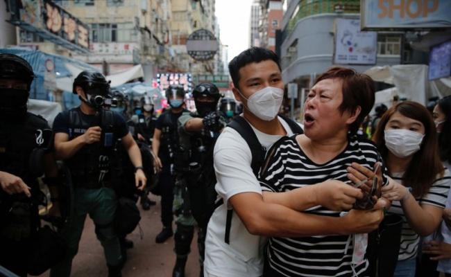 美若中止特殊待遇 香港恐成半封閉城市