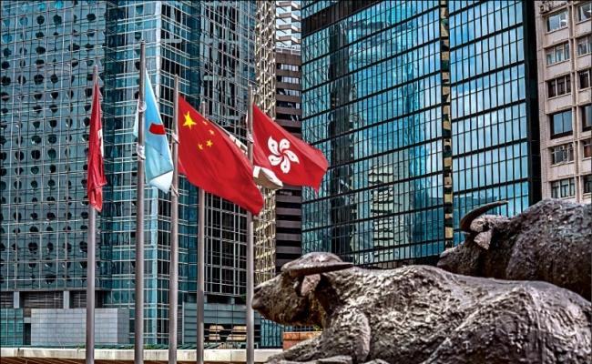 美金融制裁 斬斷中國崛起路