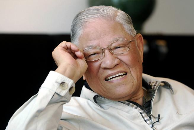 典型在夙昔:永懷台灣民主先生