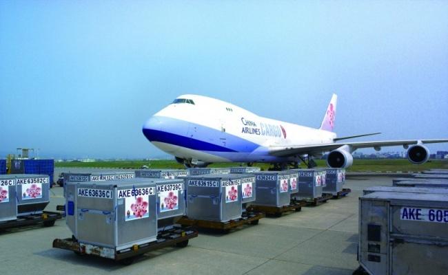 華航Q2本業創新高 載貨比載人好賺