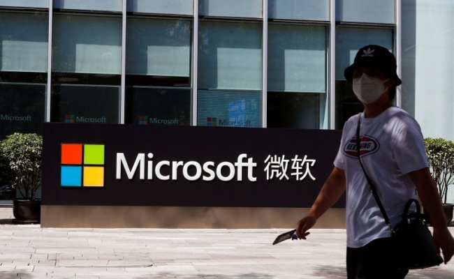 微軟更新協議 暗示斷供中國服務不負責