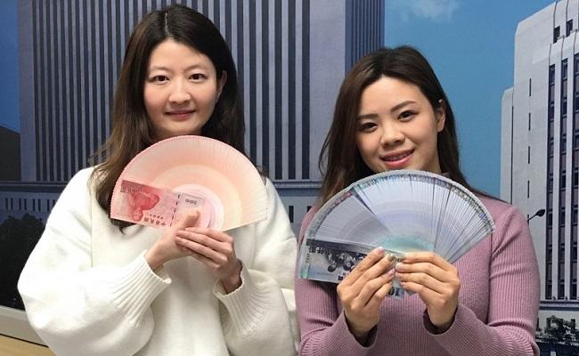 新台幣盤中衝高29.017元 創7年多新高