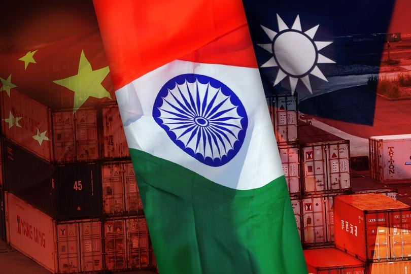 台印有意貿易談判 外媒:中國感不安