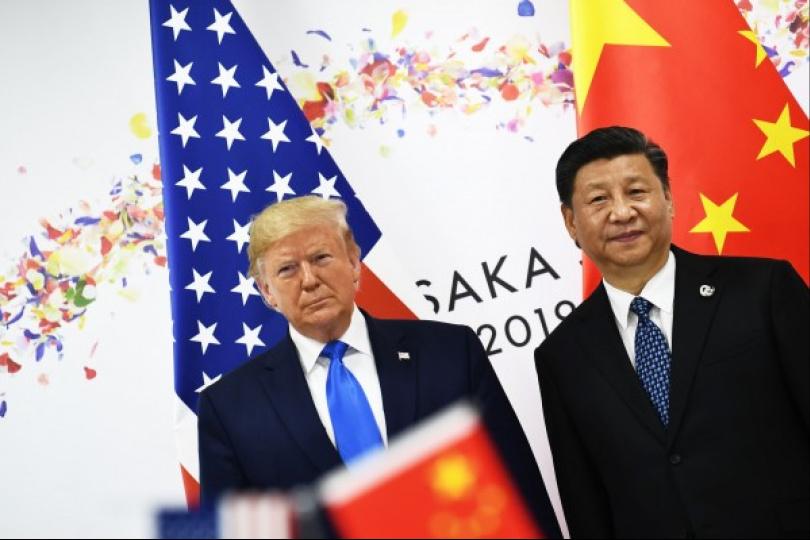 新冷戰! WSJ:川普要拜登接棒圍堵中國