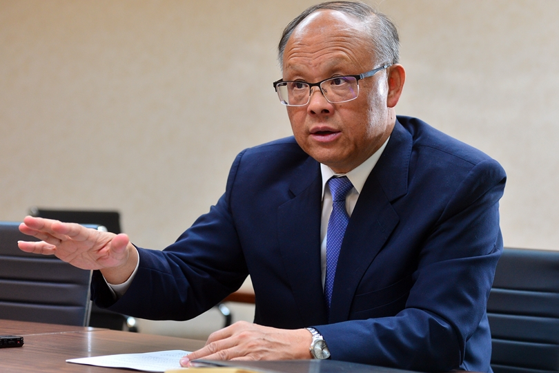 鄧振中:台歐BIA洽簽條件已成熟