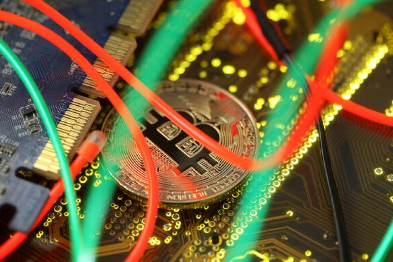 全球晶片短缺 中國「挖礦」地位難保