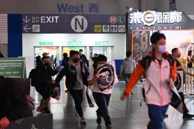 台北電玩展不畏疫情開展!現場人潮、攤位熱度卻大不如前