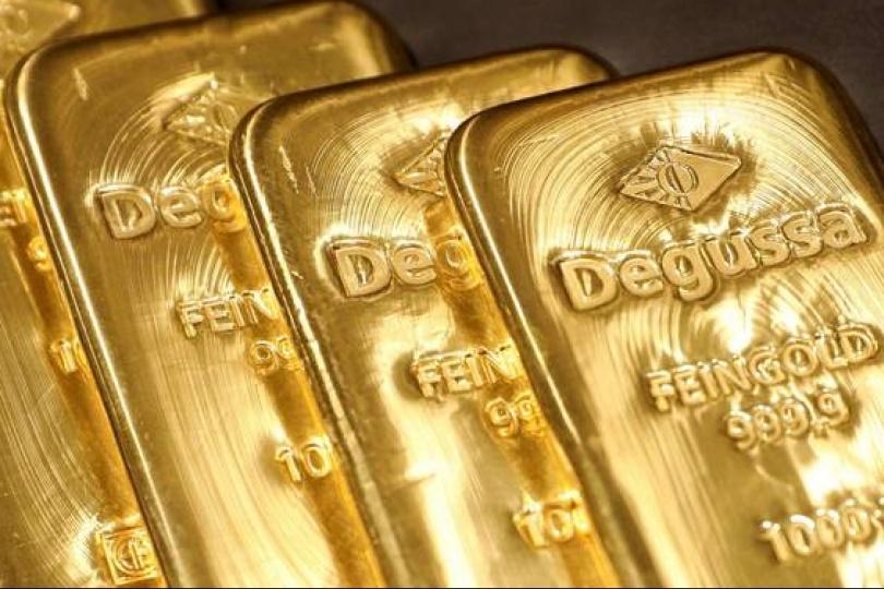 黃金連5跌 續創去年6月以來最低點