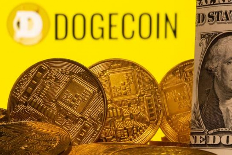 年初投資狗狗幣1000美元 現在達12萬美元