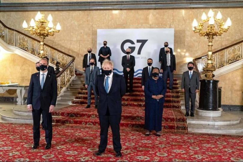 疾呼台海和平 G7外長挺台參與WHA