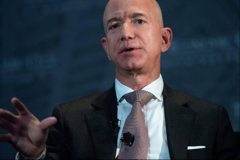 貝佐斯再賣亞馬遜股票 套現近20億美元
