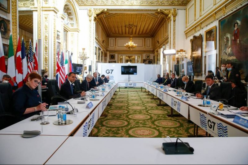 G7外長會議 狠嗆北京是「霸凌者」